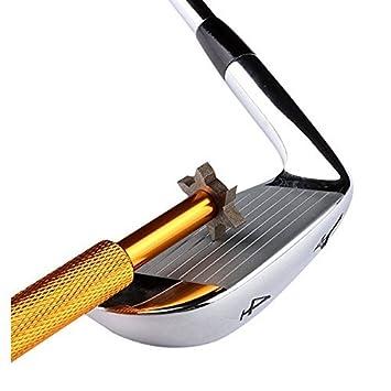 tourgolf Golf Club Groove Afilador Herramienta Limpiador de ...