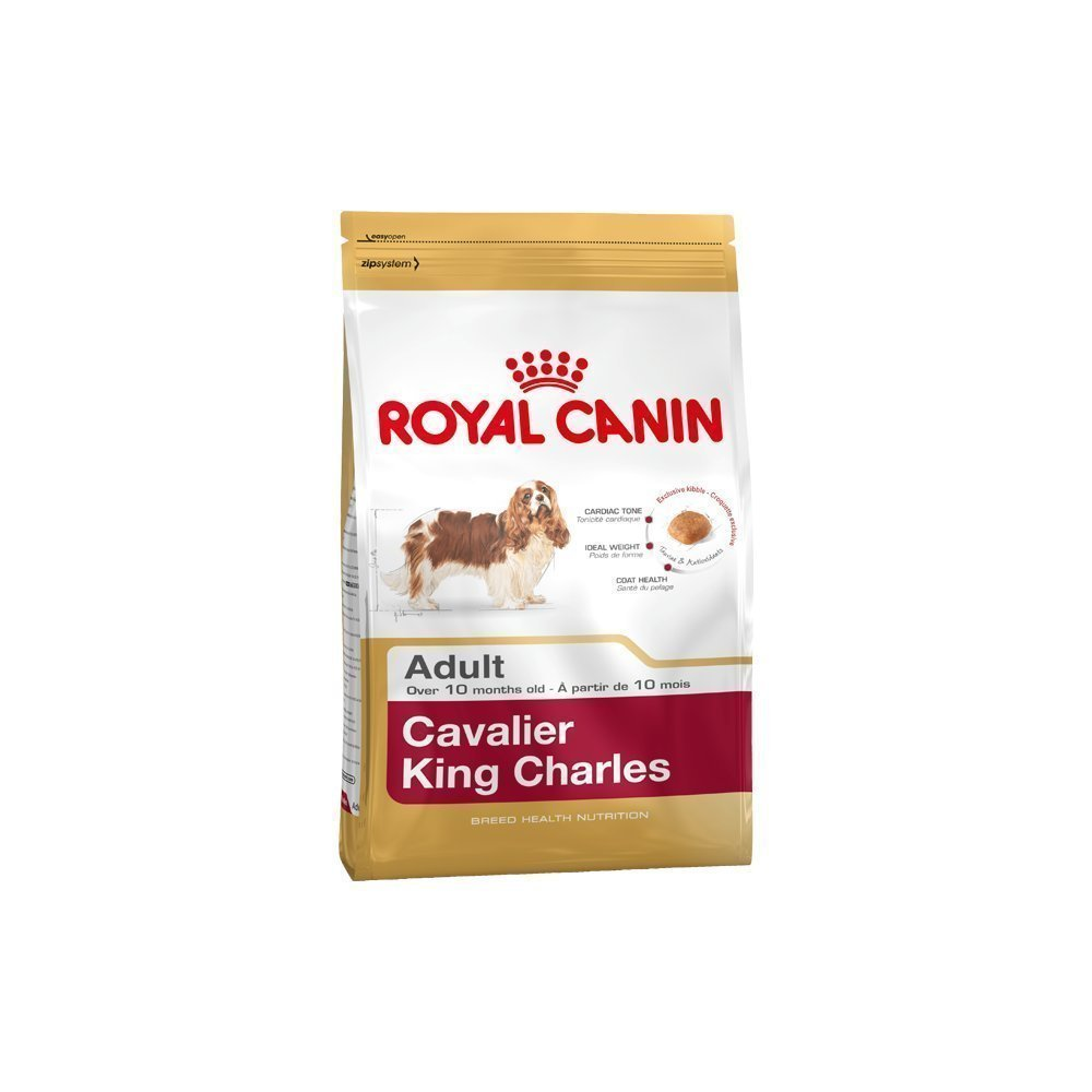 Royal Canin Breed Nutrition Cavalier King Charles 27 - Croquettes 7.5 kg 02RCCKC7.5