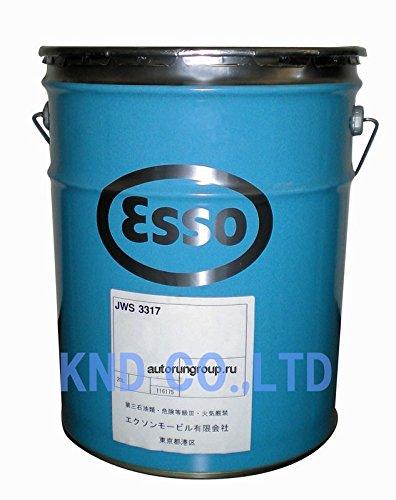 エクソンモービル ギアオイル ATF JWS3317 20L K020 W0 049 B00JAYZG60