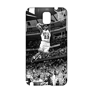 Evil-Store Bulls 23 basketball player 3D Phone Case for Samsung Galaxy s5