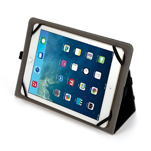 "Universal 10"" Folding Pu Case Cover with Stand (10pp) for..."