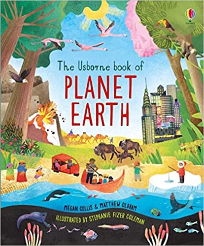 Book Planet Earth