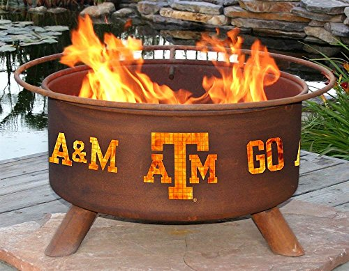 Patina Pits (Patina Products F232 Texas A and M Fire Pit)