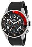 """Invicta Men's 15145 """"Pro Diver"""" Stainless Steel and Black Polyurethane Watch"""