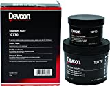 Devcon 10770 Gray Titanium Putty, 2 lb. Tub
