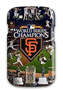 Hard Plastic Galaxy S3 Case Back Cover,hot San Francisco Giants Case At Perfect Diy