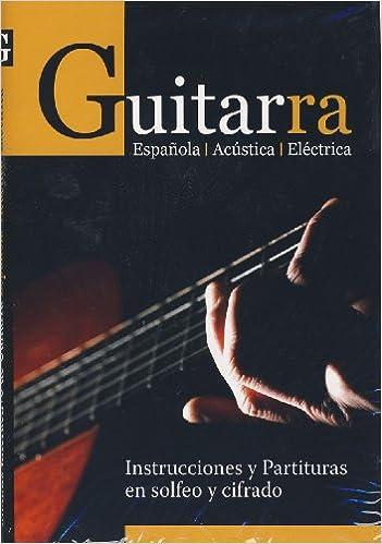 METODO - Guitarra Española, Electrica y Acustica Metodo ...