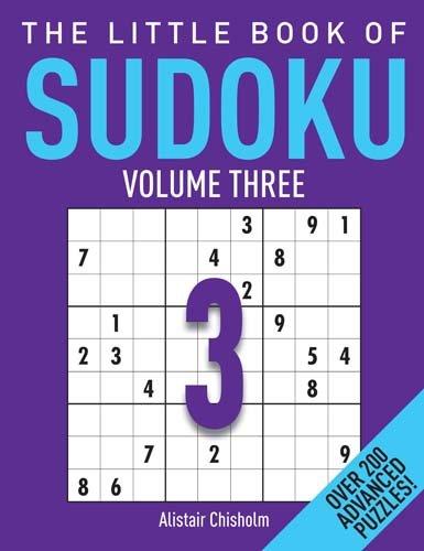 Read Online The Little Book of Sudoku 3 PDF