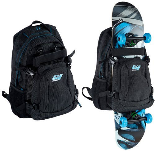 Enuff Pro Skateboard Bag Backpack Amazoncouk Sports Outdoors