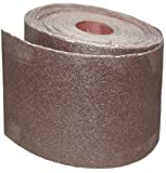 Magnate KF6X150R10 6'' x 50 Yards Roll, J-Weight Aluminum Oxide - 100 Grit