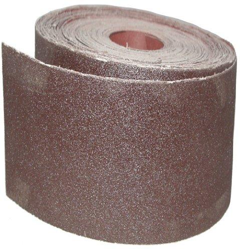 Magnate KF6X150R10 6'' x 50 Yards Roll, J-Weight Aluminum Oxide - 100 Grit