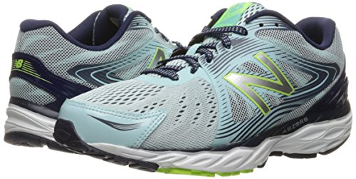Blue Indoor New Balance Sportive 680v4 Donna Scarpe xSxYH