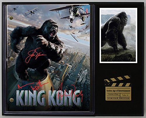 "KING KONG LTD EDITION REPRODUCTION MOVIE SCRIPT CINEMA DISPLAY ""C3"""