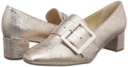 Shoes para Tacón Gabor Beige Gabor Muschel Mujer Zapatos Basic de d7ZwTY