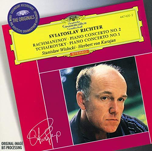 Rachmaninov: Piano Concerto No. 2 / Tchaikovsky: Piano Concerto No. 1 (Rachmaninov Symphony 2 Best Recording)