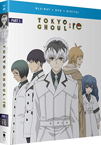Tokyo Ghoul:re Part 1 [Blu ray] [Blu-ray]