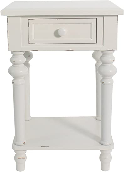 Amazon.com: Urbanest Brooks Accent End Table, 25 3/4-inch Tall
