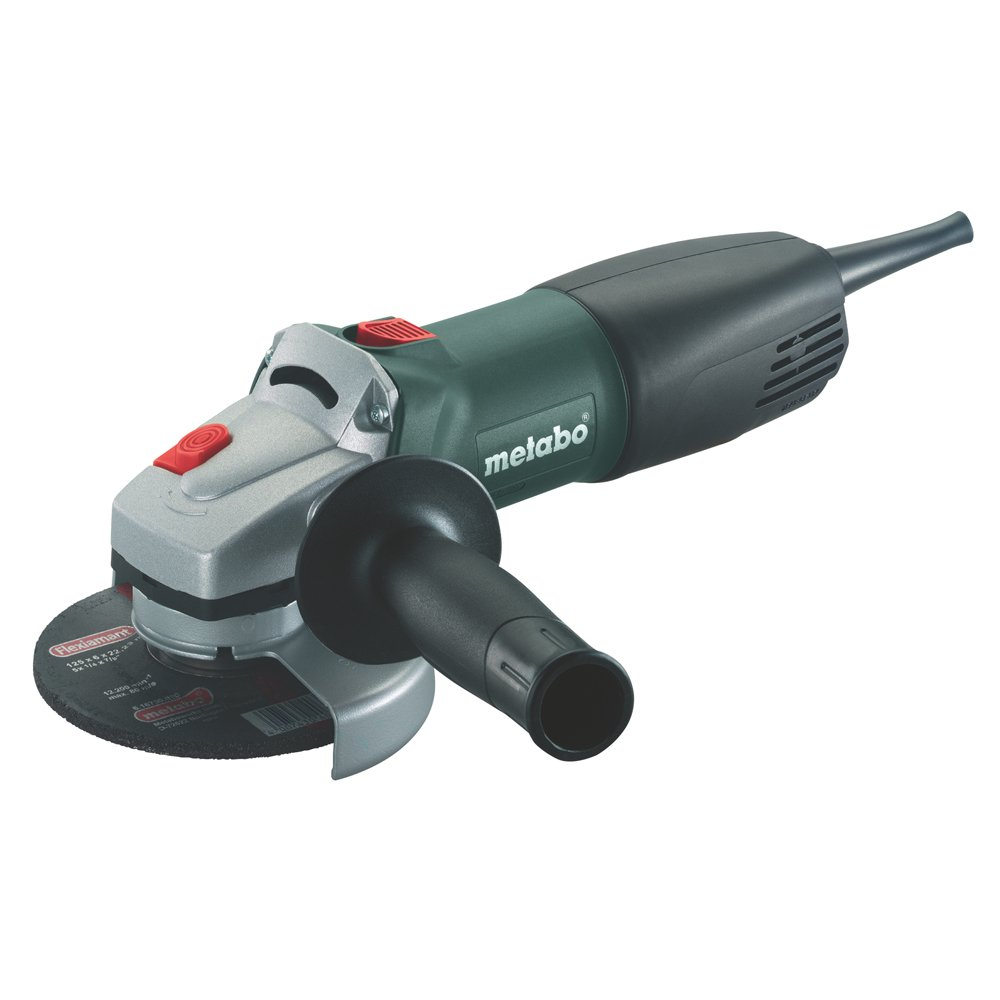 Metabo WQ 1000 - mini amoladora 1010 W disco 125 mm, caja cartón product image