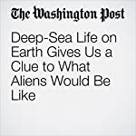 Deep-Sea Life on Earth Gives Us a Clue to What Aliens Would Be Like | Ben Guarino