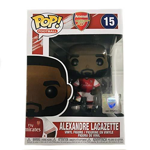 Arsenal Soccer Football - Football (Soccer) Arsenal Funko POP! Sports Alexandre Lacazette Vinyl Figure