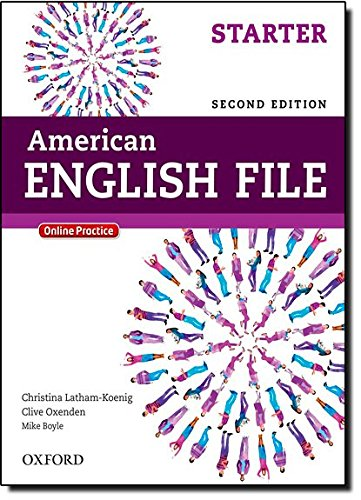 American English File - Student's Book. Level Starter (+ Itutor)