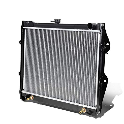 DPI 945 OE Style Aluminum Core High Flow Radiator For 84-95 4Runner/Pickup 2.4L AT/MT ()