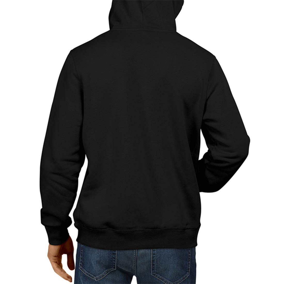 Gaming Sweatshirt Jacket Fashion And Youth Dota 2 Logo Black Gaming Hoodie