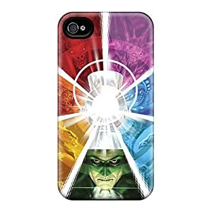 Excellent Iphone 6 plus Case Tpu Cover Back Skin Protector Green Lantern Corps