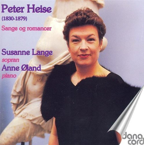 Heise: Sange og Romancer (Songs of Romance) by Susanne Lange