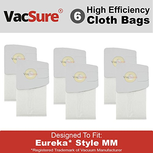 Eureka Powermite Replacement Bags - 2