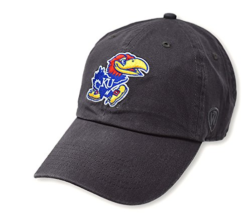- Top of the World Kansas Jayhawks Men's Hat Icon, Charcoal, Adjustable