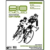 BioCycled Multi-Purpose Copy Paper (Single Ream) - 500 Sheets, 20LB, 92 Bright White, 8.5 x 11 Standard Letter Size