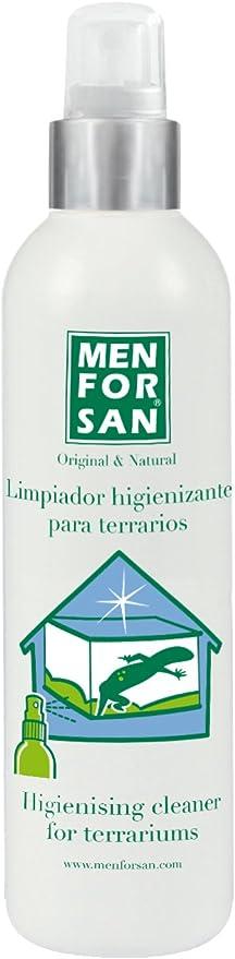 MENFORSAN Limpiador Higienizante para Terrarios - 250 ml