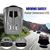 2018 Speed Camera Detector - 360 Degree Car Speed Radar 16 GPS Police Safe Detector Voice Alert SMARTPRO