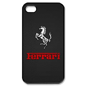iPhone 4,4S Phone Case Ferrari Logo