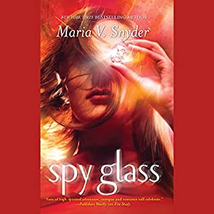Spy Glass Audiobook