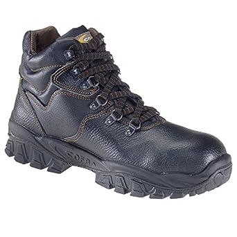 Cofra nt020 – 000.w48 Tamaño 48 S3 SRC – Zapatillas de Seguridad Nueva Reno, Color Negro