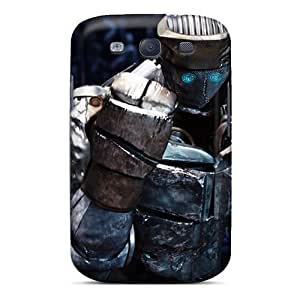 AtaWH9442iVRDE StarFisher Compatible With For SamSung Galaxy S5 Mini Case Cover - Atom In Real Steel