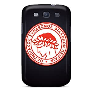 JoanneOickle Samsung Galaxy S3 Bumper Mobile Cases Support Personal Customs Beautiful Olympiakos Pireus Fc Pictures [zpT12837BGgQ]