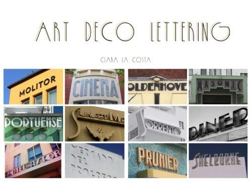 Art Deco Lettering: Art Deco Signs and - Deco Art Lettering