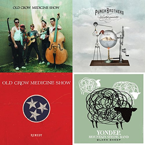 Old Crow Medicine Show And More By Punch Brothers Michael Daves