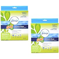 Febreze with Gain ScentTM Style 7 Vacuum Bags 17F9G, 3 Bags, 2-Pack