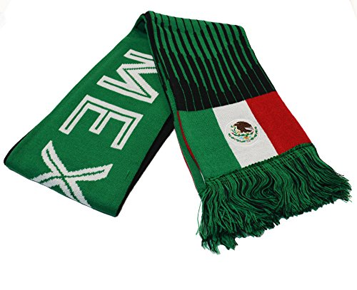 Pana Mexico Scarf Soccer National Team by Pana