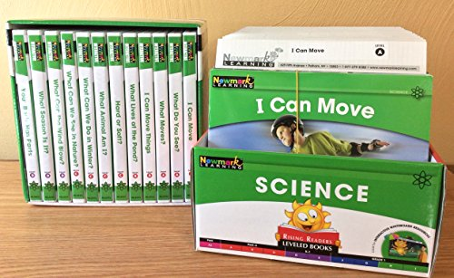 - Newmark Learning Interactive Whiteboard CDs Science Volume 1 + 72 Books (NL0702)