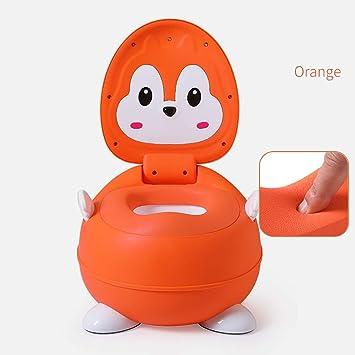 Qfbp Pot De Dessin Animé Toilettes Pour Enfants Appui De