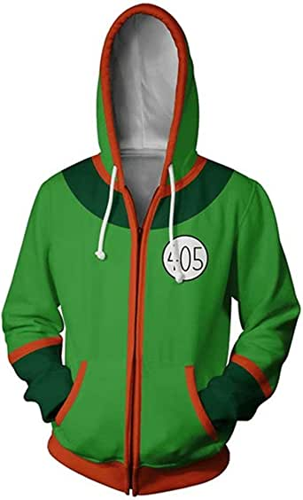 Amazon.com: Killua Zoldyck Hoodie Hisoka Jacket Hunter ...
