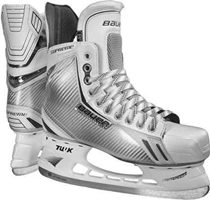 1548e50aba8 Image Unavailable. Image not available for. Color  Bauer Supreme One.6LE  Junior Hockey Skate
