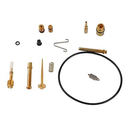 amazon com: cqyd new carburetor repair carb rebuild for honda cb350 cb cl  350 cl350 twin jet gasket: automotive