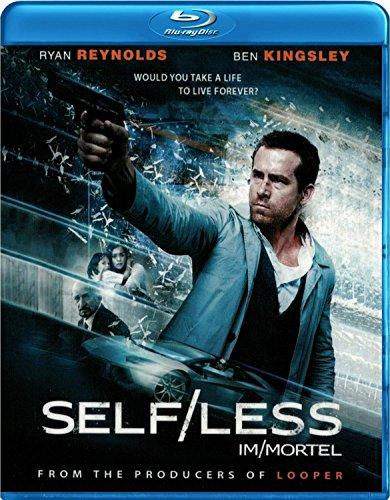 Self / Less (Blu-ray)