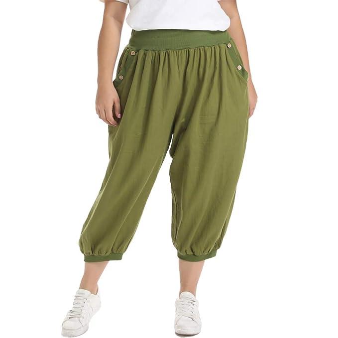 Amazon.com: XL 2XL 3XL 4XL Sudadera de Yoga Pantalones para ...